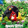 cartel Angry birds, la película
