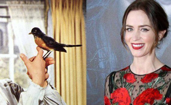 Mary Poppins rodar