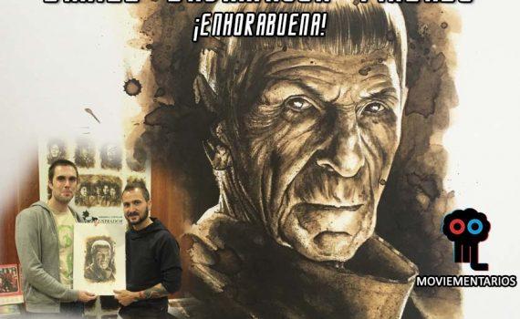 ganador lámina spock