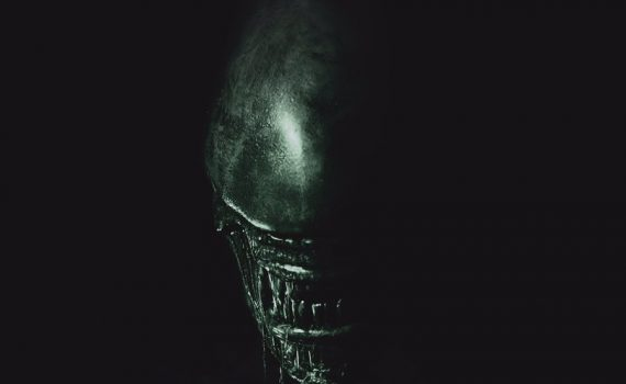 Javier Botet Alien Covenant imágenes