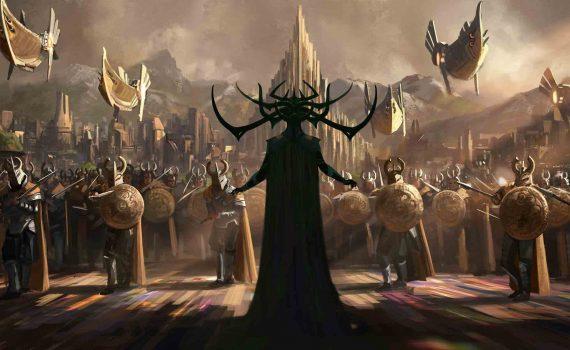 Tráiler Thor Ragnarok