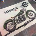 Fox moto Logan