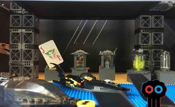 Exposición LEGO Batman