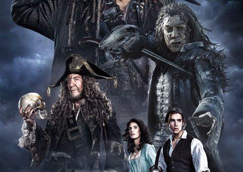 Posters Piratas Salazar