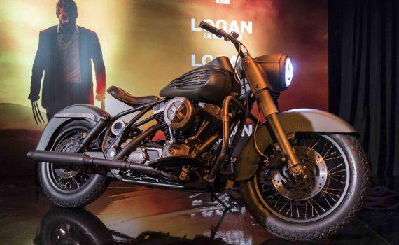 Moto Logan