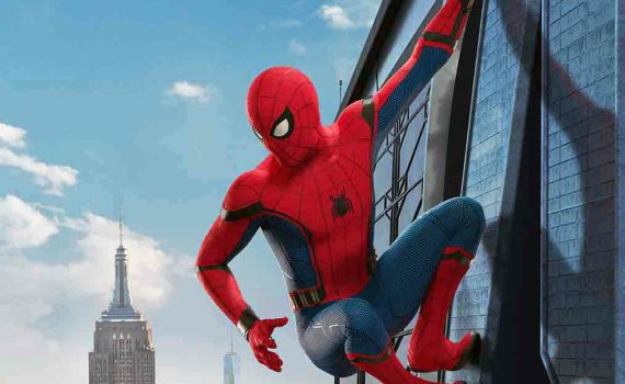 Spider-man homecoming tráiler