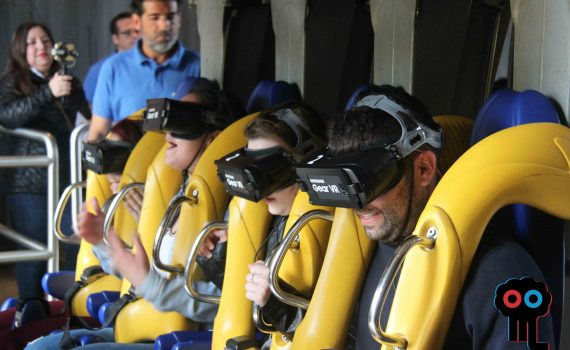 Realidad Virtual Batman Warner (3)