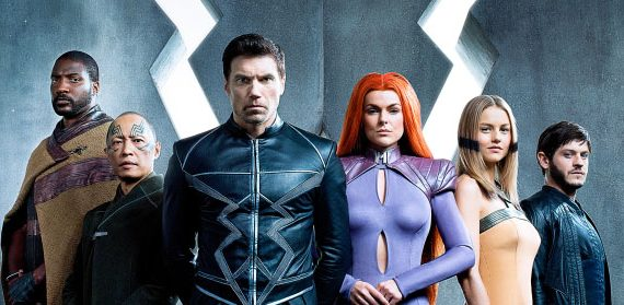 Inhumans marvel