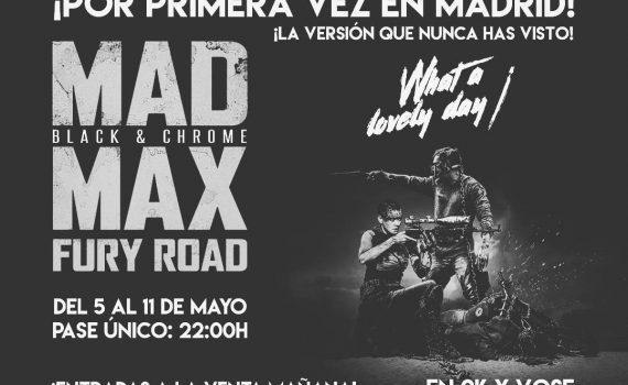 Mad Max autocine
