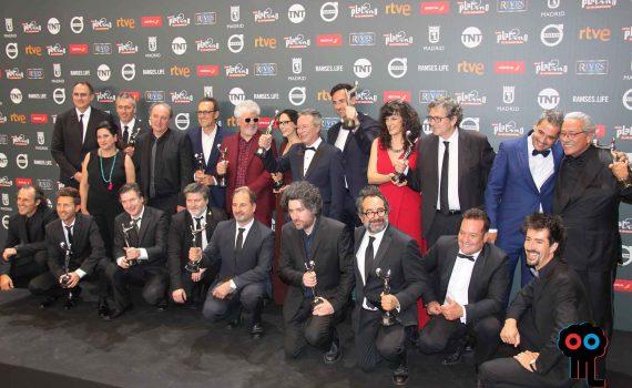 Ganadores Premios Platino