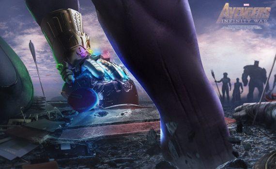 Imagen Infinity War