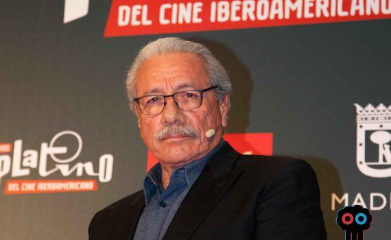 Edward James Olmos Premios Platino