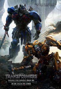 Transformers: El último caballero Cartel