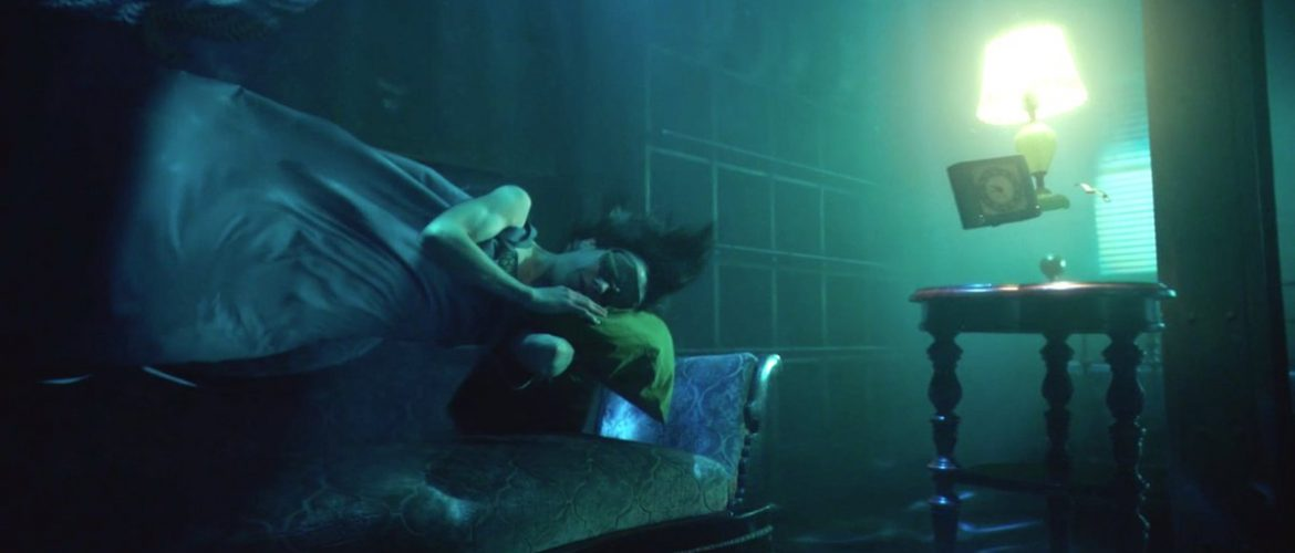 sitges forma agua tráiler the shape of water