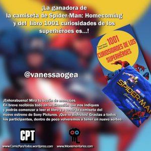 superhéroes ganadora