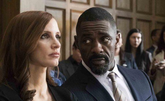 Jessica Chastain Idris Elba