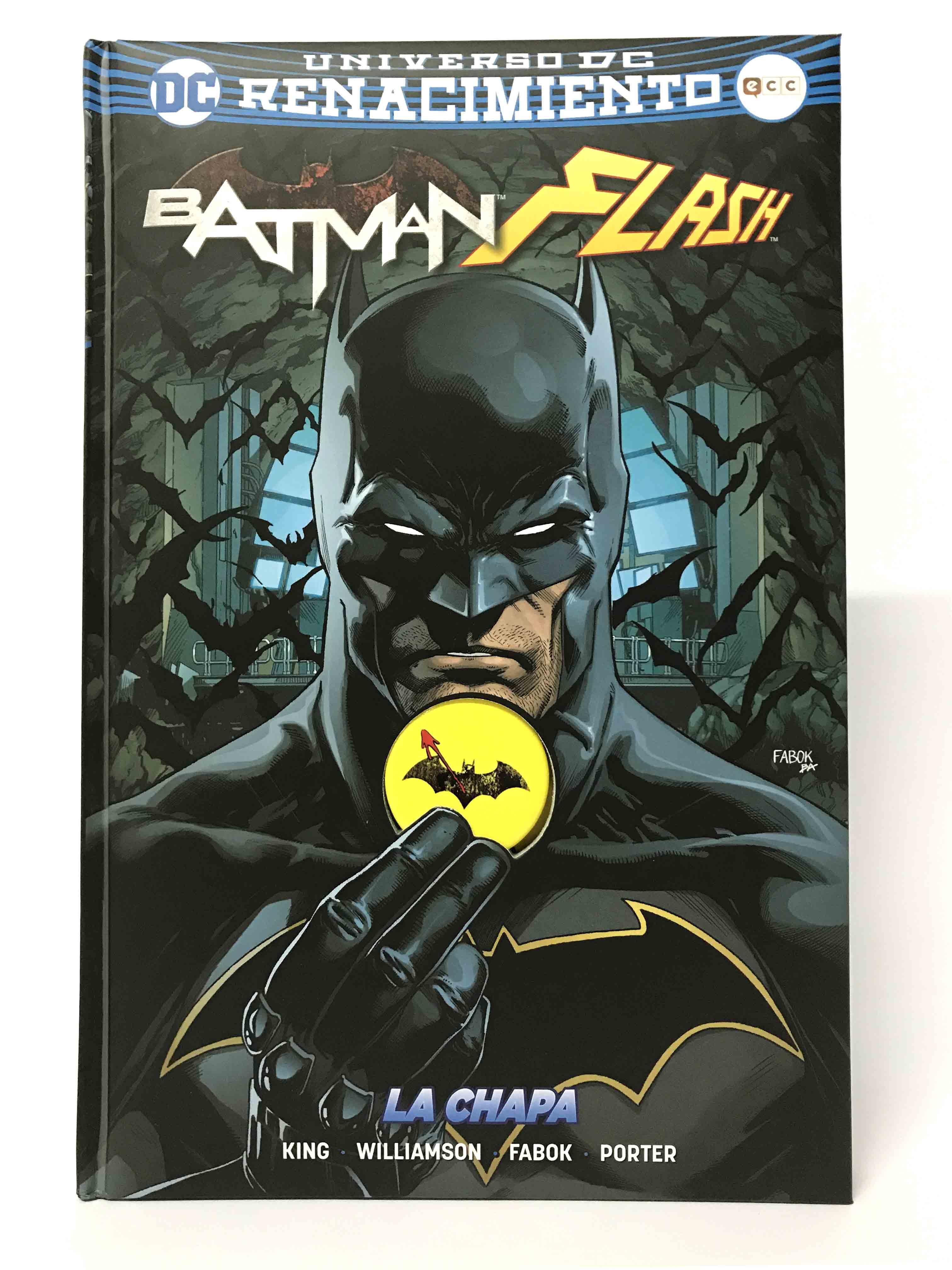 Reseña: \'Batman/Flash: La chapa\' ⋆ Moviementarios