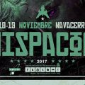 Hispacon 2017 cartel