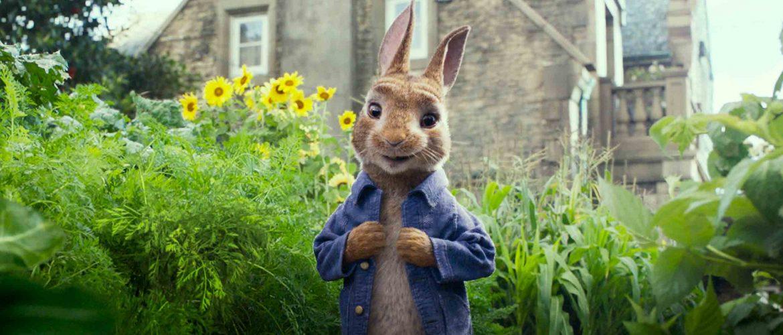 segundo tráiler Peter Rabbit