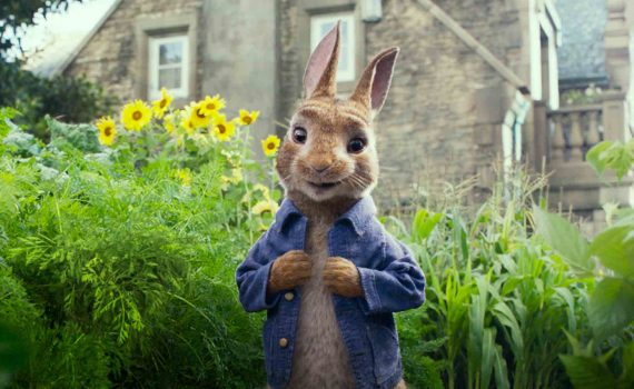 segundo tráiler Peter Rabbit
