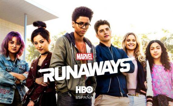 Runaways HBO
