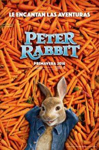 Peter Rabbit teaser poster