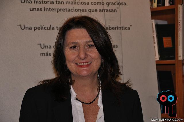 Entrevista A Adelfa Calvo Por El Autor De Manuel Martín Cuenca