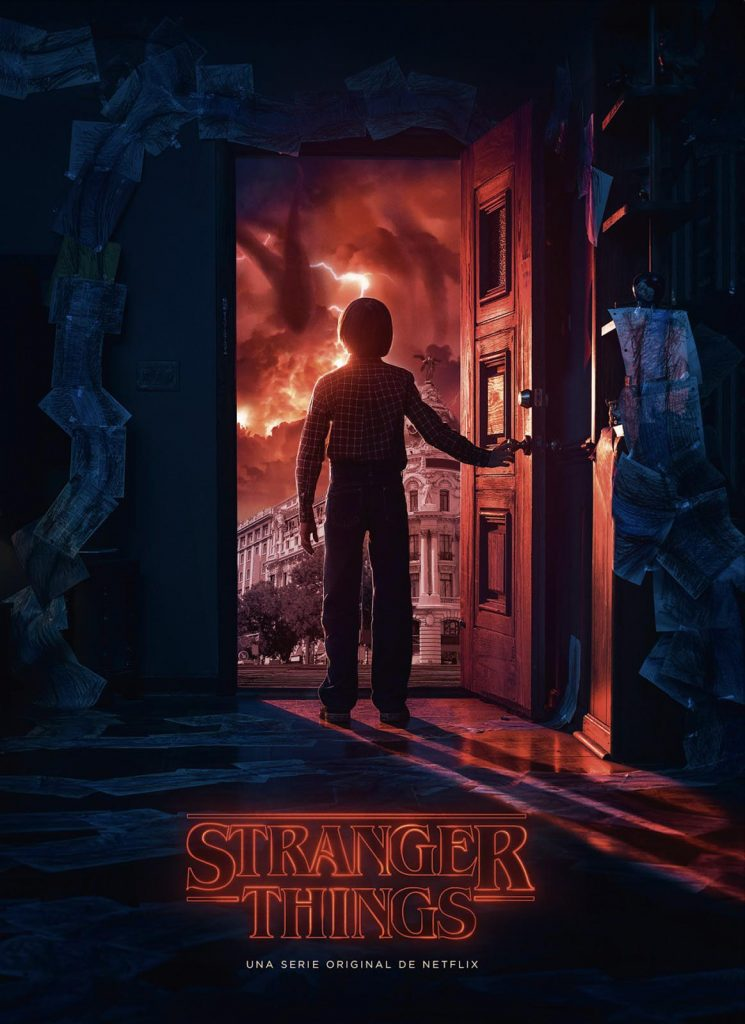 Experiencia Stranger Things