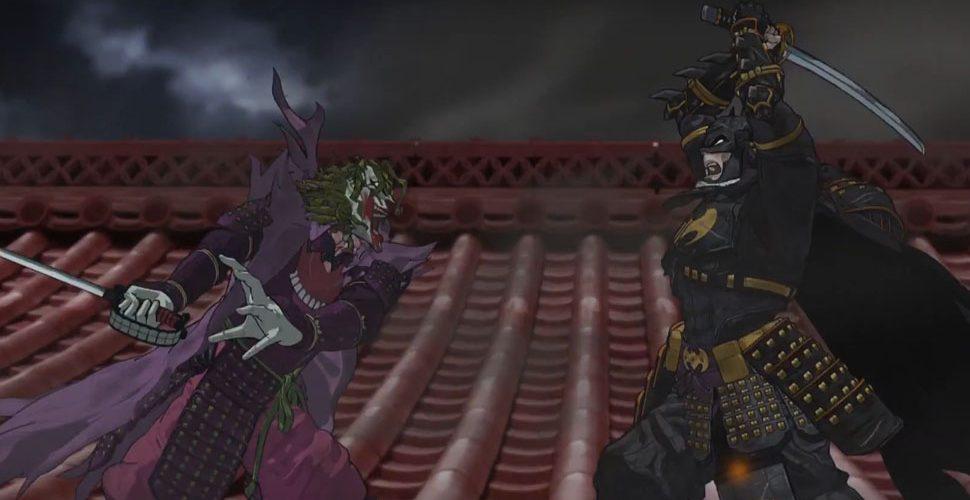 Resultado de imagen de batman ninja