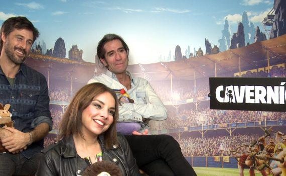 Banner entrevistas Cavernícola