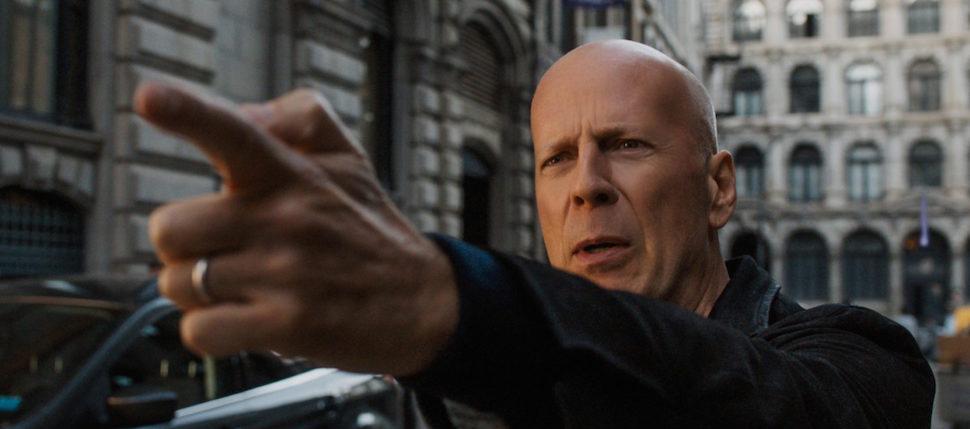 Bruce Willis Justiciero