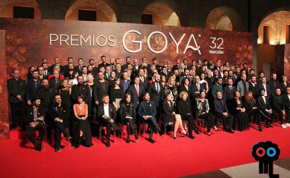 foto nominados goya