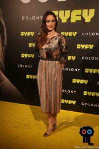 Colony Sarah Wayne Callies en Madrid