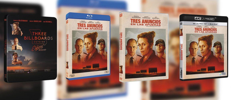 Image result for TRES ANUNCIOS EN LAS AFUERAS DVD