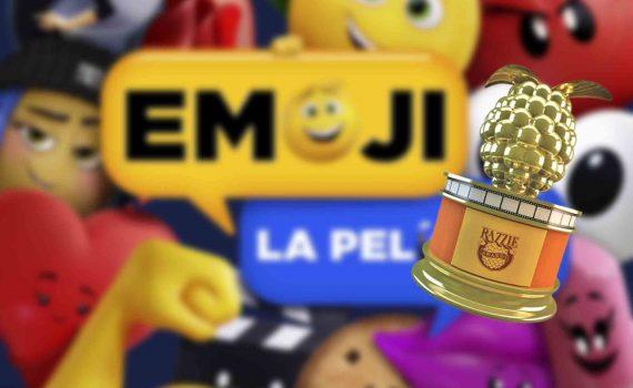 emoji razzie palmarés