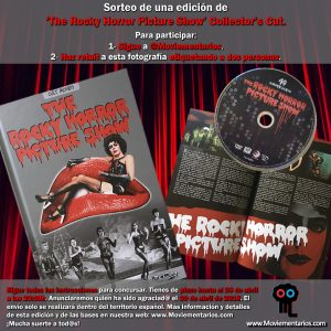 sorteo Rocky Horror