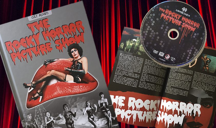 sorteo Rocky Horror Collectors cut