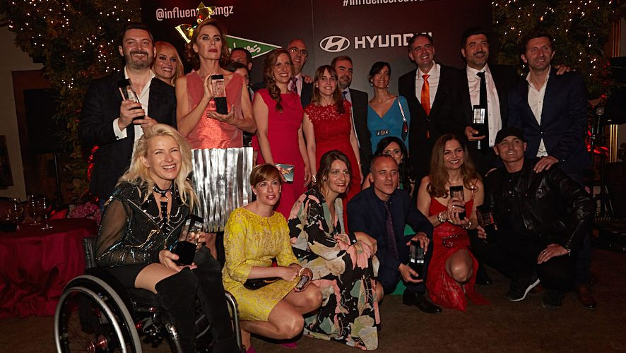 premios influencers