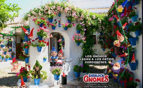 Sherlock Gnomes Córdoba