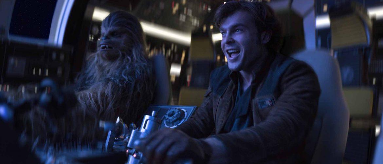 tráiler Han Solo Star Wars