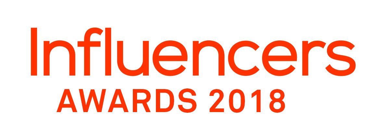 galardonados influencers awards 2018