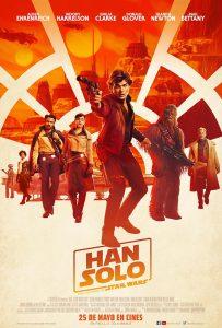 tráiler Han Solo