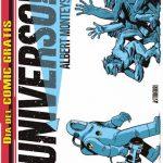 día comic gratis Universo!