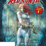 día comic gratis Red Sonja