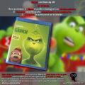 Sorteo Blu-ray El Grinch IG