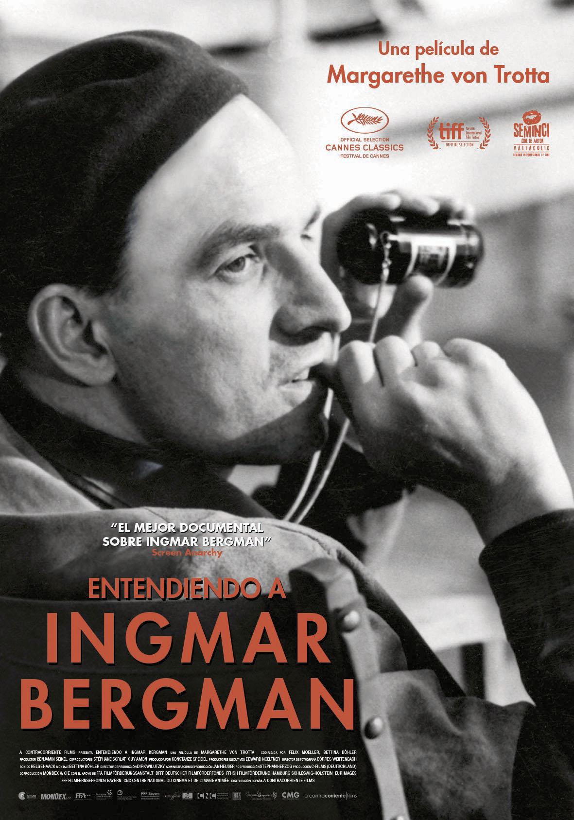 Hasil gambar untuk Entendiendo a Ingmar Bergman