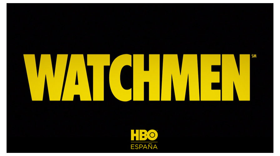 tráiler watchmen