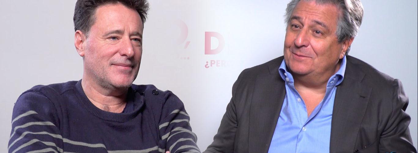 Entrevistas dios mío que te hemos hecho ahora Christian Clavier y Philippe de Chauveron