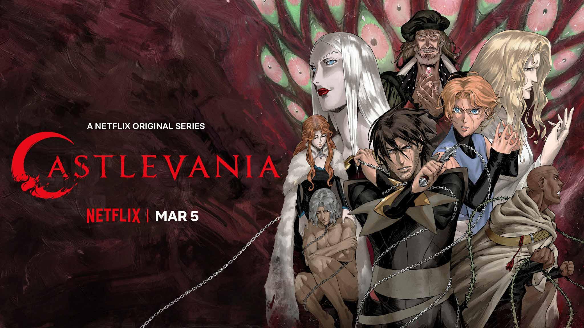 Castlevania', crítica de la tercera temporada que ya está en Netflix