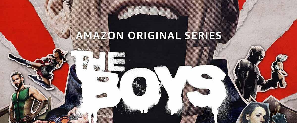 tráiler the boys
